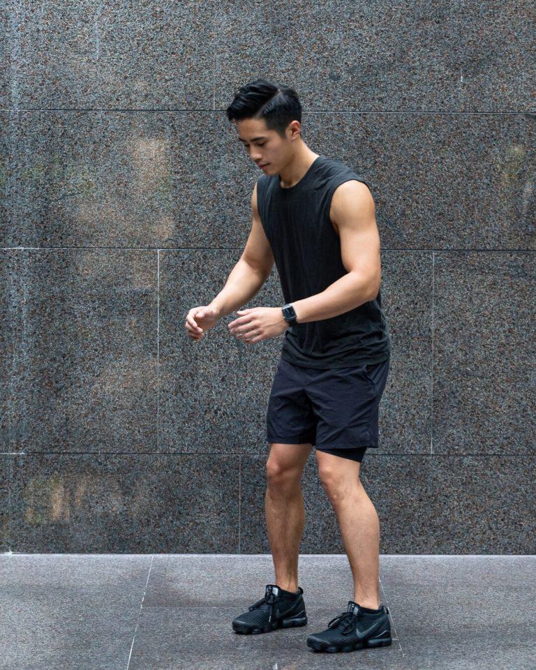 James Wong Wrong Squat