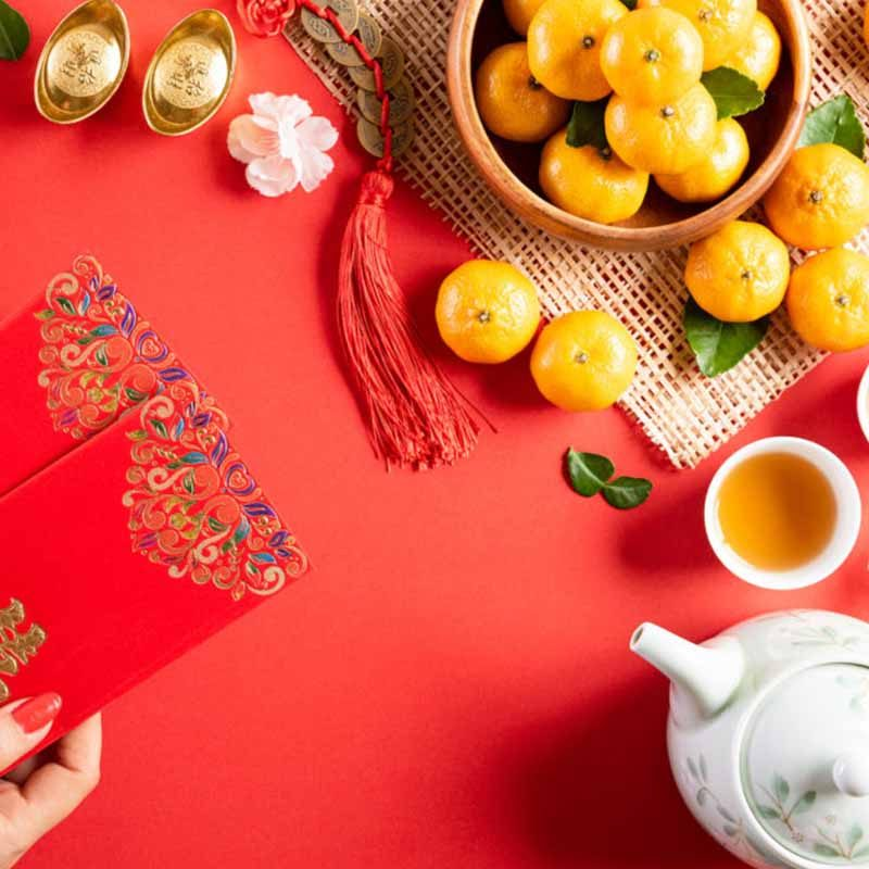 How Much Lai See to Give for Chinese New Year