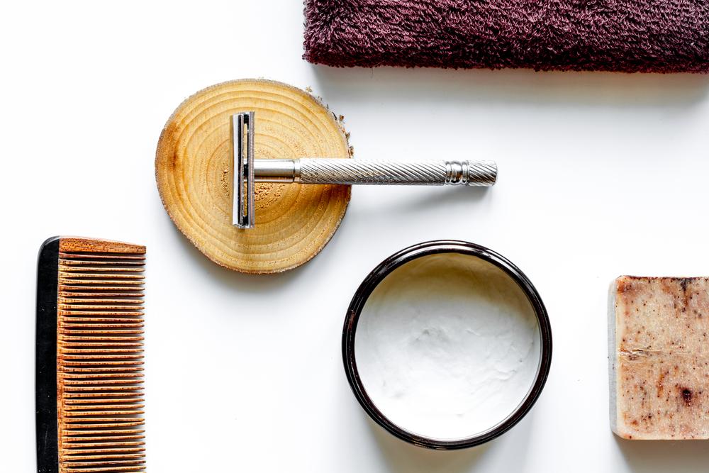 shaving razor kit
