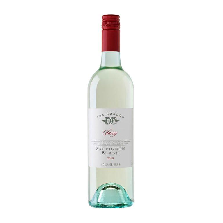 Fox Gordon Sassy Sauvignon Blanc wine beginner's guide