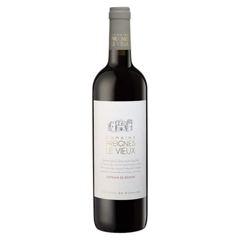 GW Preignes Reserve Rouge wine beginner's guide