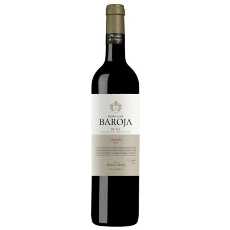 Heredad de Baroja Crianza blanco wine beginners guide