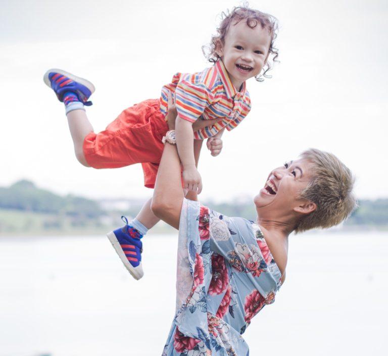 Hong Kong Janice Leong and son