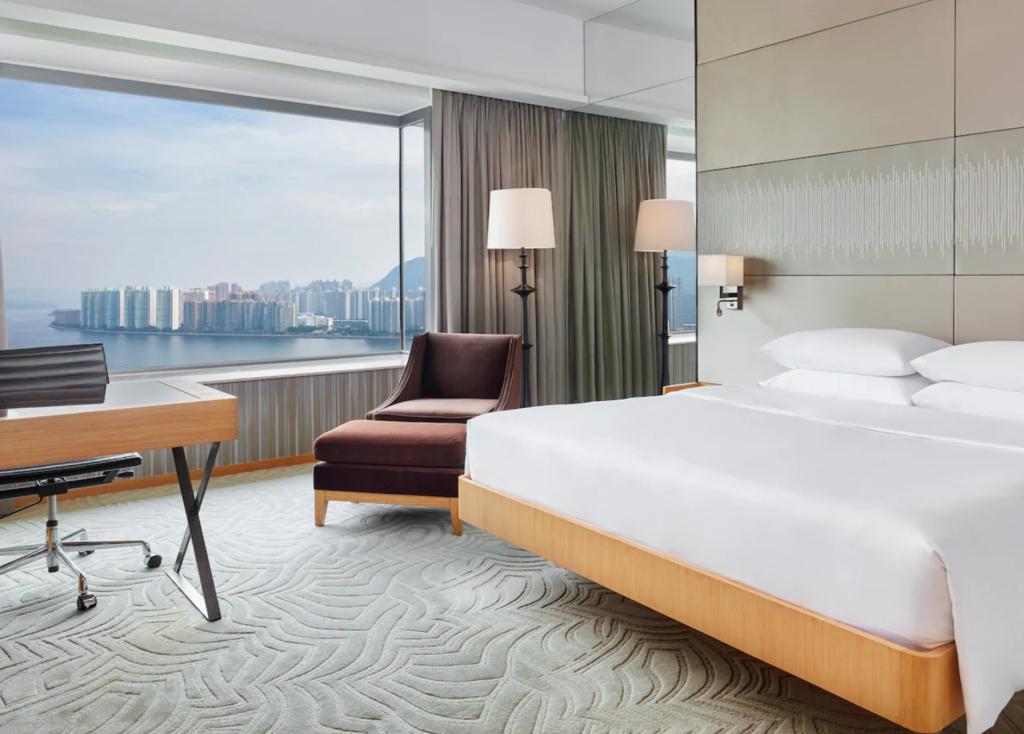 Hyatt Regency Hong Kong Shatin Staycation