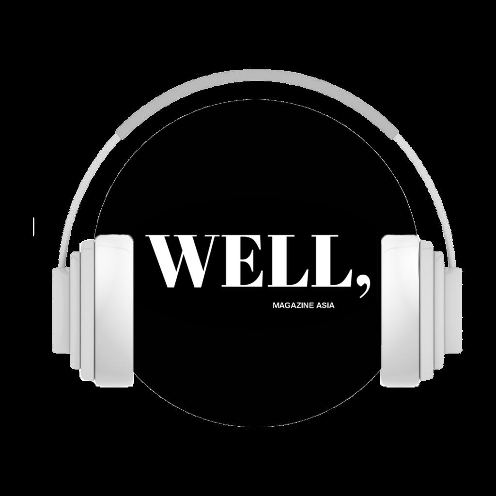 Podcast WELL logo