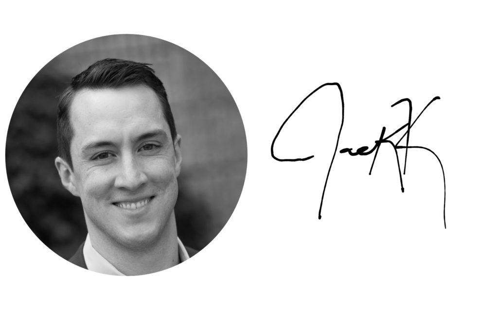 Jack's digital signature