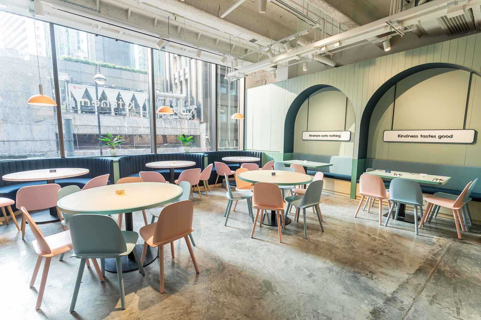 restaurant Kind Kitchen by Green Common bowl