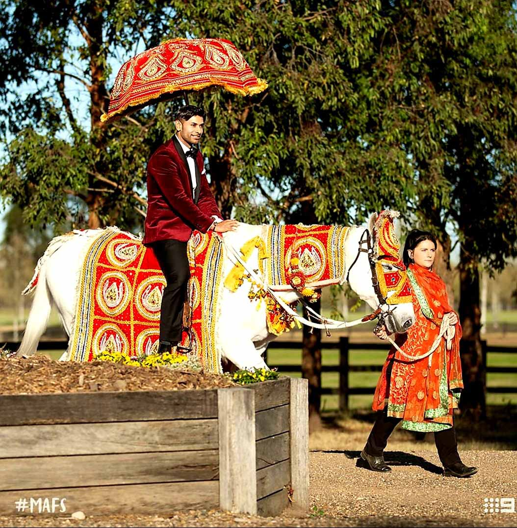 dino hira MAFS Australia Season 6 WELL, Magazine Asia