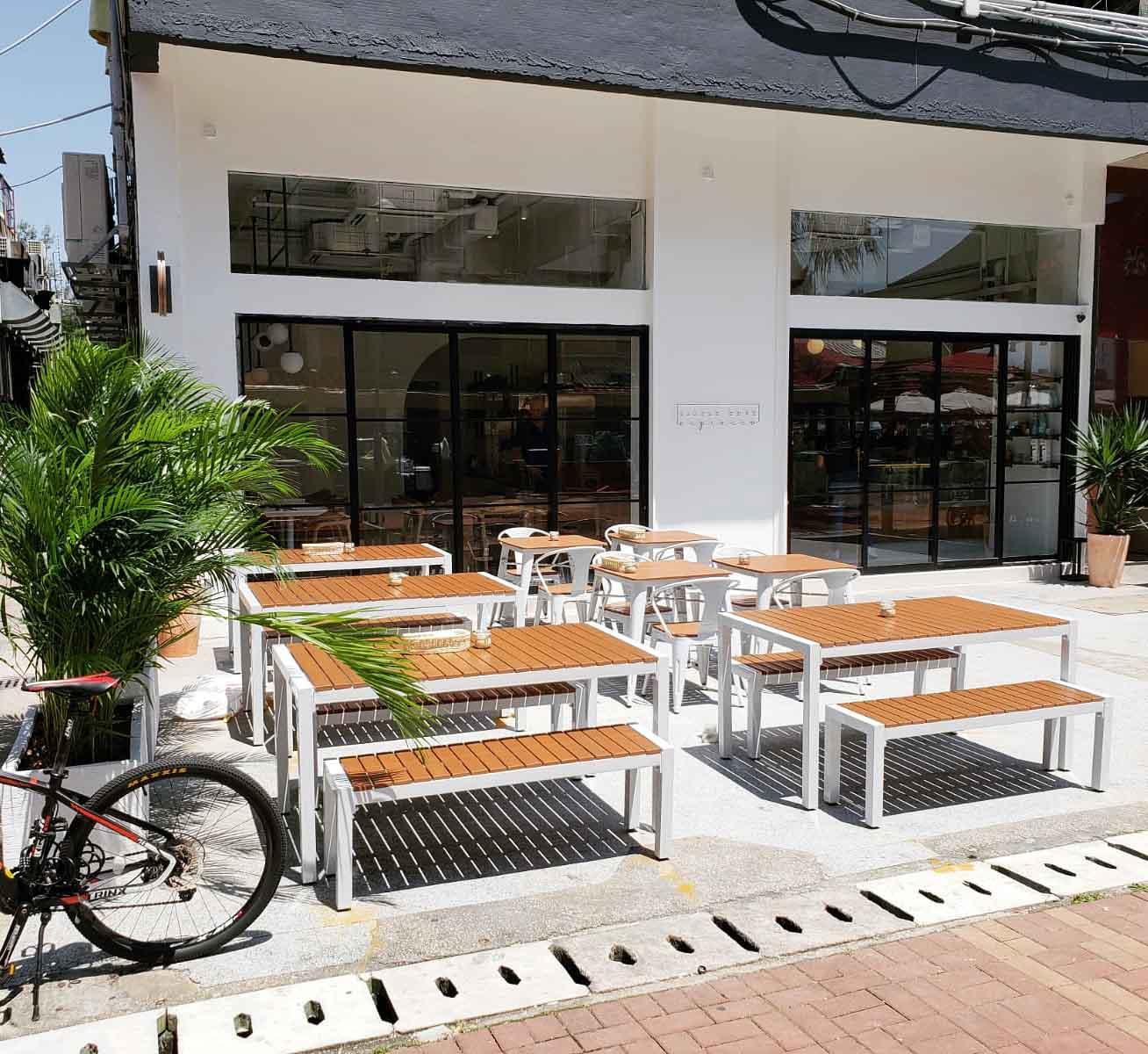 little cove espresso sai kung restaurant healthy
