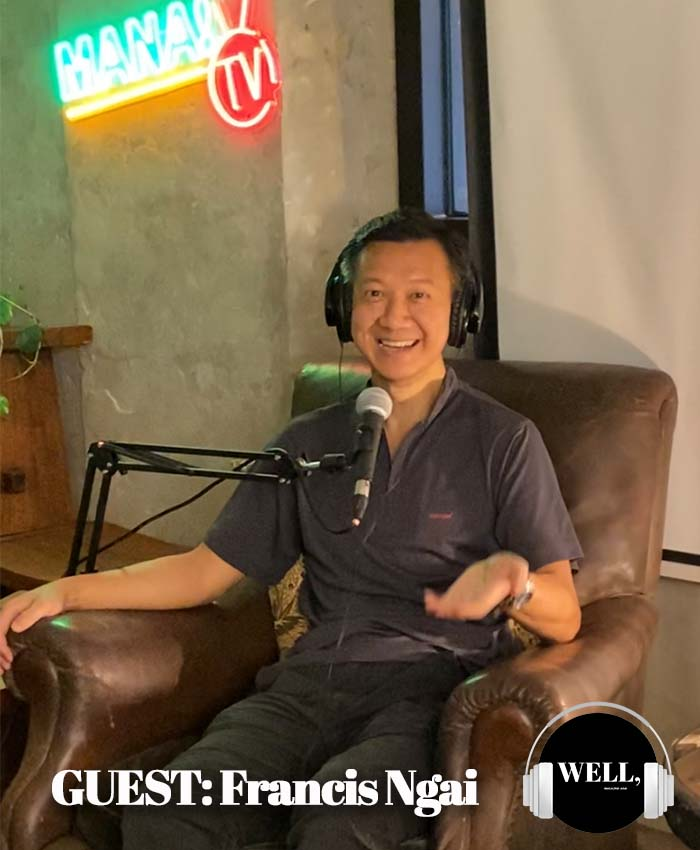 podcast Guest_Francis Ngai