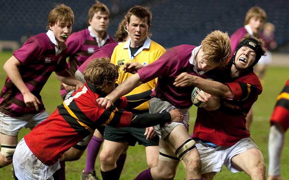 Mark Agnew Hong Konger Vic Rugby