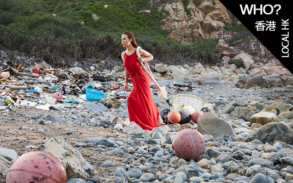Tanja Wessels eco-activist encouraging others to embrace being quirky WELL WHO LOCAL HK TedEx
