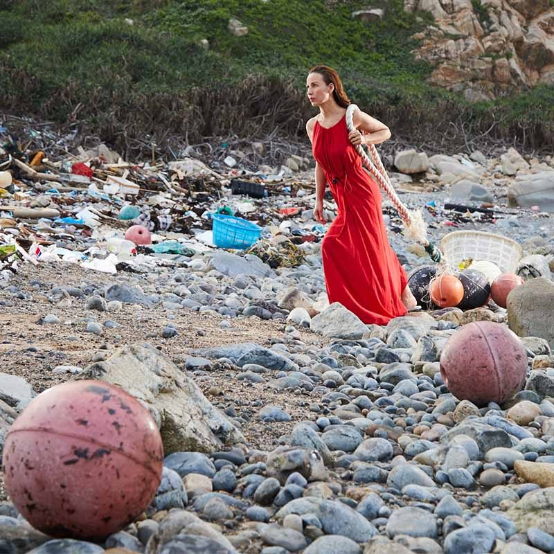 WELL, WHO? Magazine Asia Tanja Wessels eco-activist quirky