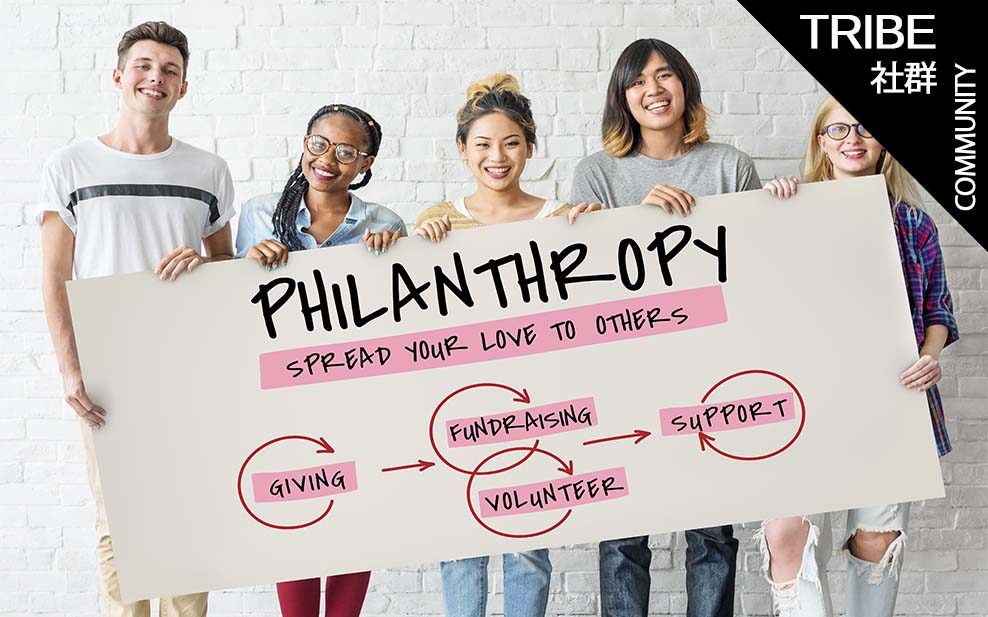 The Secret to Personal Philanthropy Ask Mother Martha Tribe community