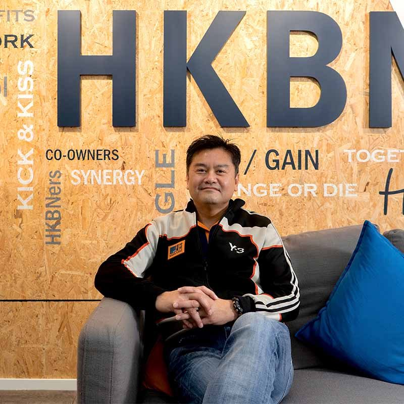 Group CEO Co-Owner NiQ Lai purpose innovative leader