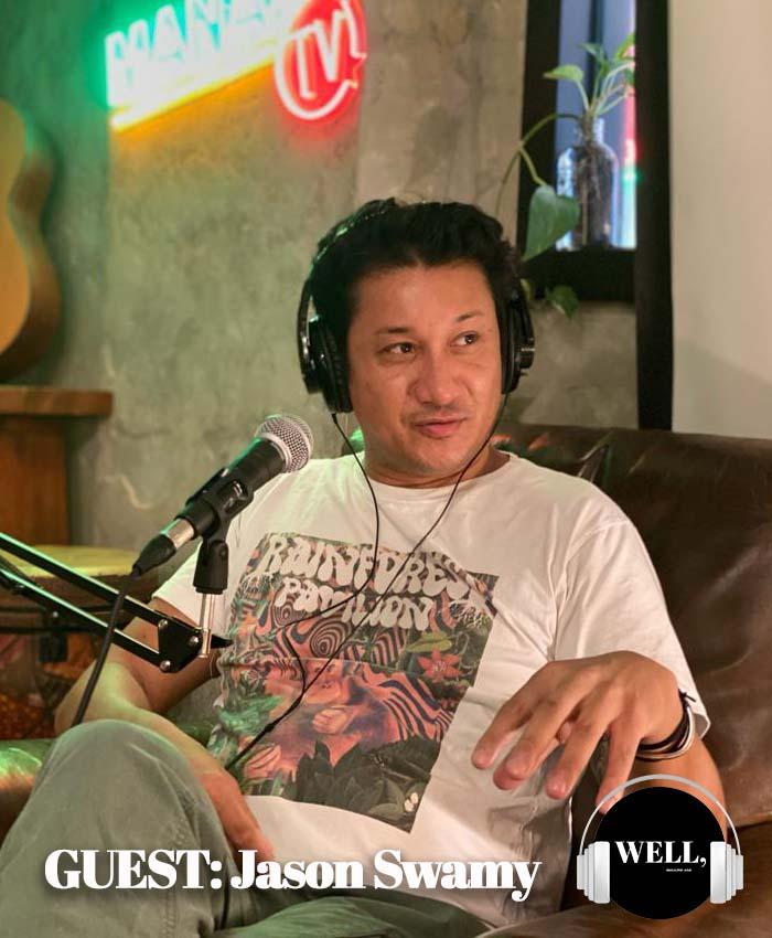 Jason Swamy podcast
