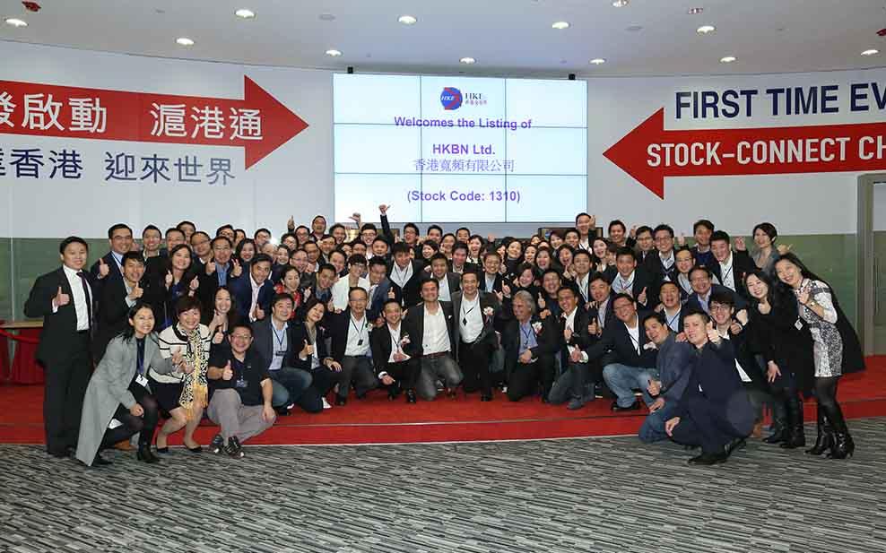 NiQ Lai_IPO Ceremony