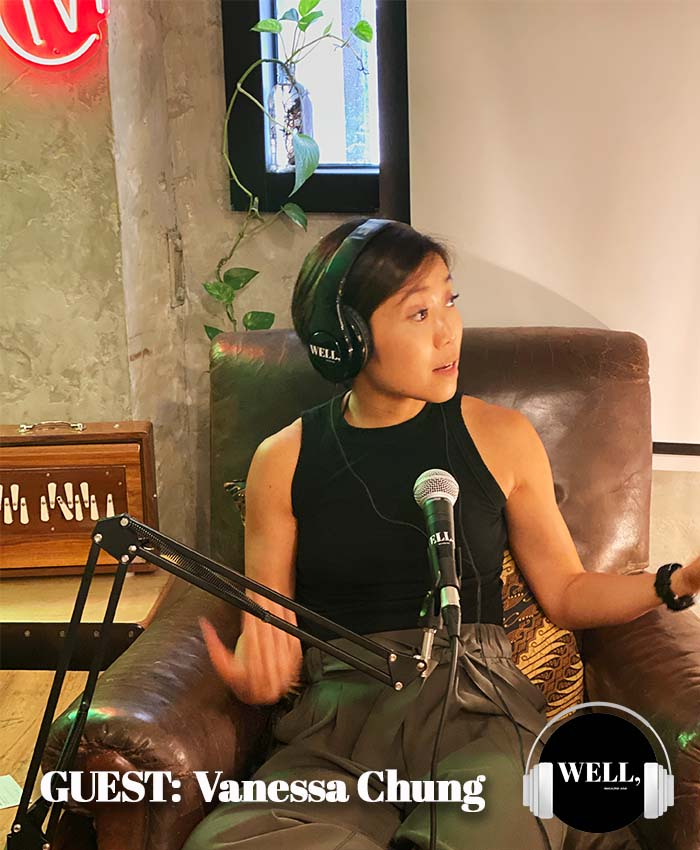 Vanessa Chung Dispatches from the Zen Den