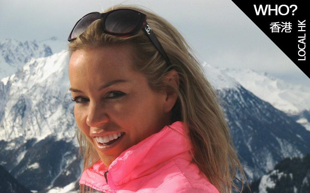 Annabelle Bond- Adventurer and Philanthropist Inspiring Women to Reach New Heights WELL WHO LOCAL HK