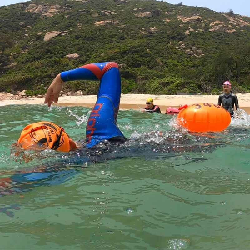 5 Mental Benefits of Open Water Swimming- Hong Kong