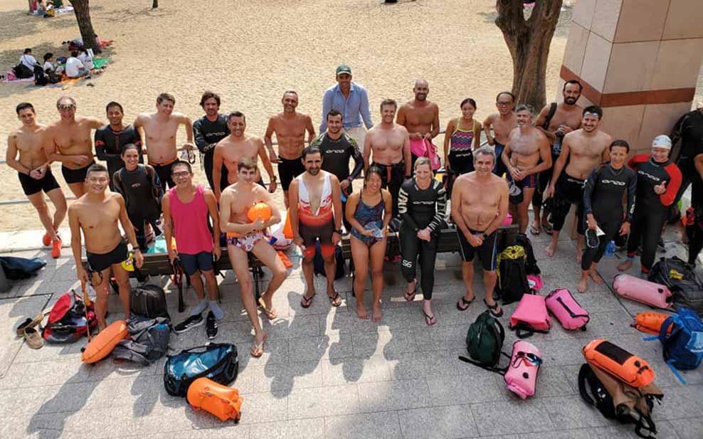 Open Water Swimming Hong Kong sport Health & Wellness