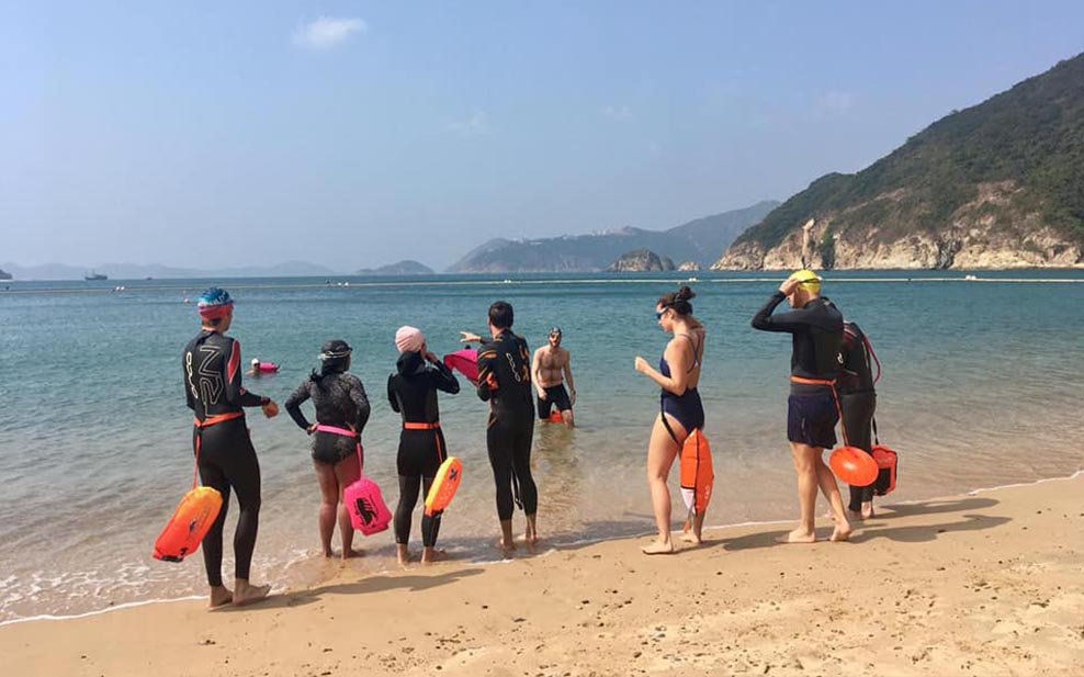 Open Water Swimming Hong Kong sport YOU Health & Wellness