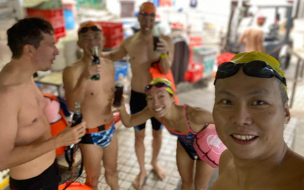 Open Water Swimming Hong Kong sport
