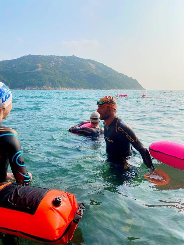Open Water Swimming sport