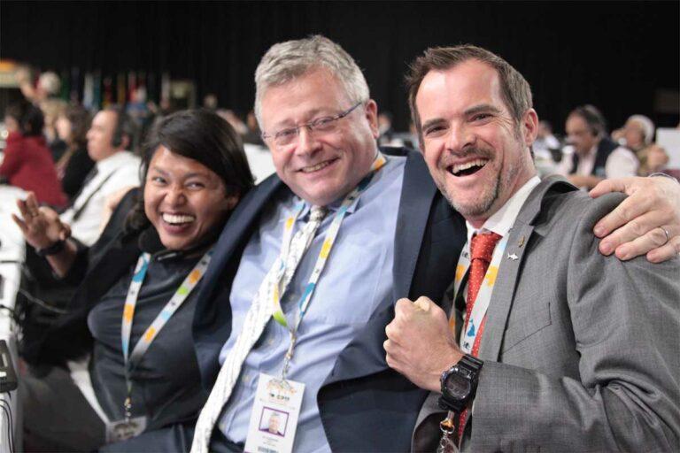 WWF team post devil ray decision JOhannesburg Oct 2016