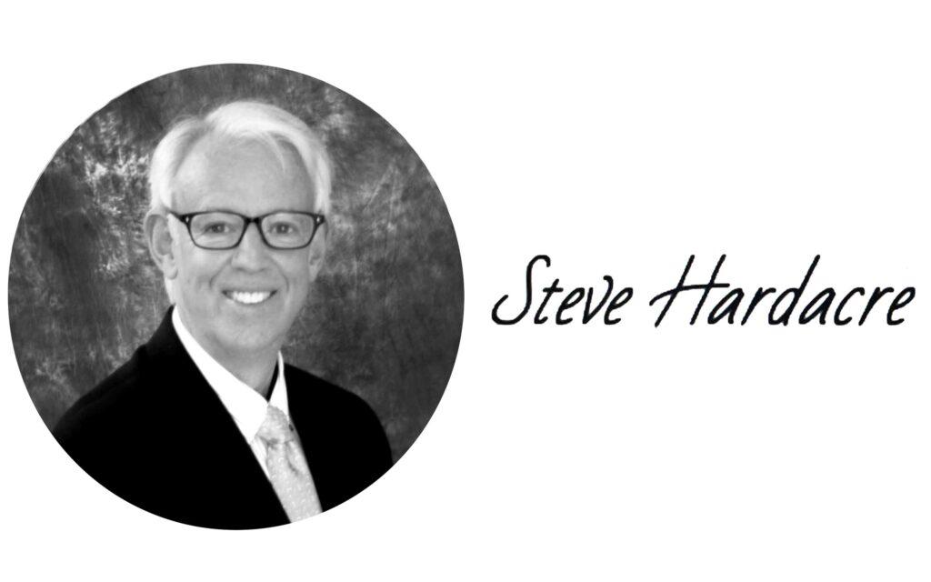 Steve Hardacre writer