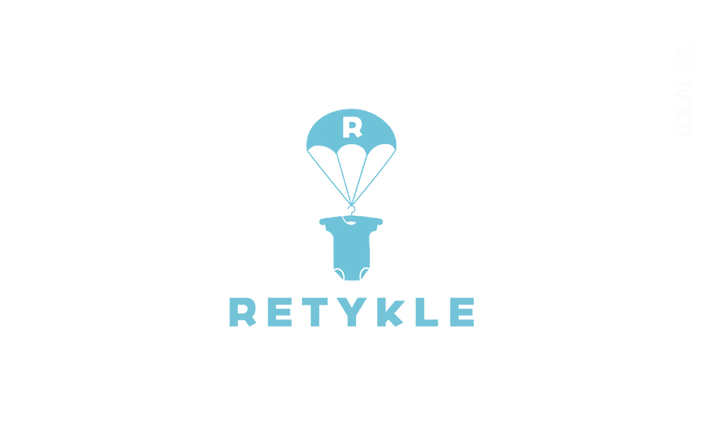 Blue Retykle Logo