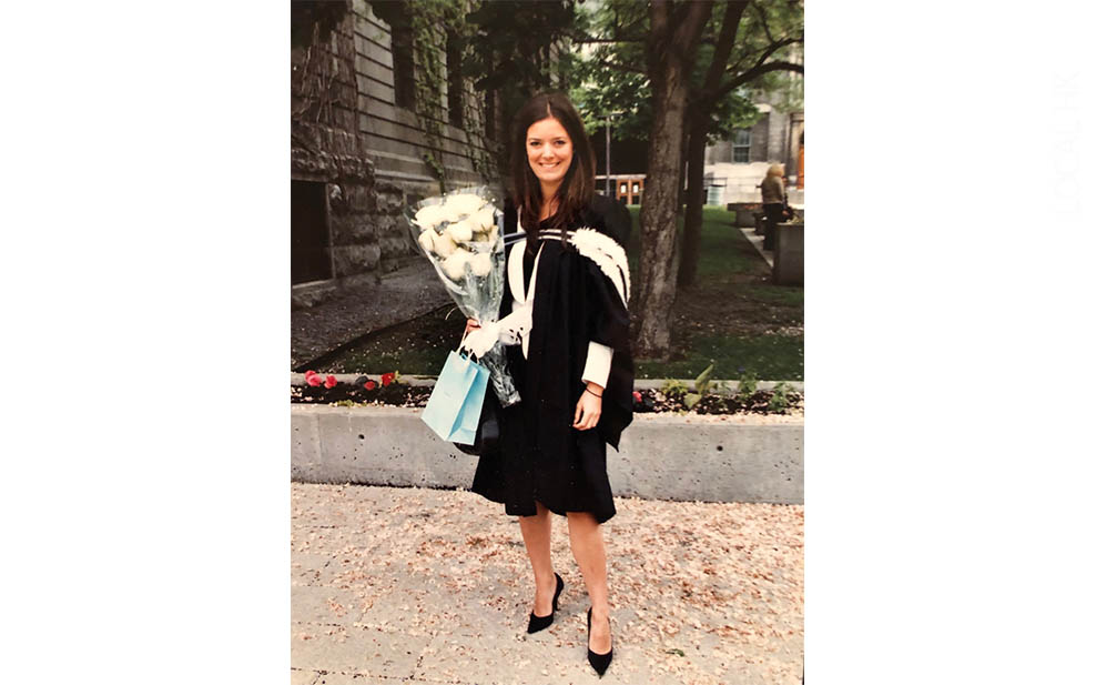 Sarah Garner Graduation