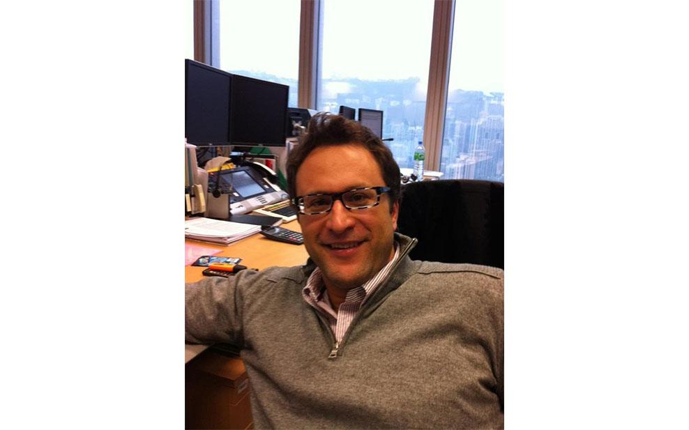 Jean-Marc working at BNP Paribas